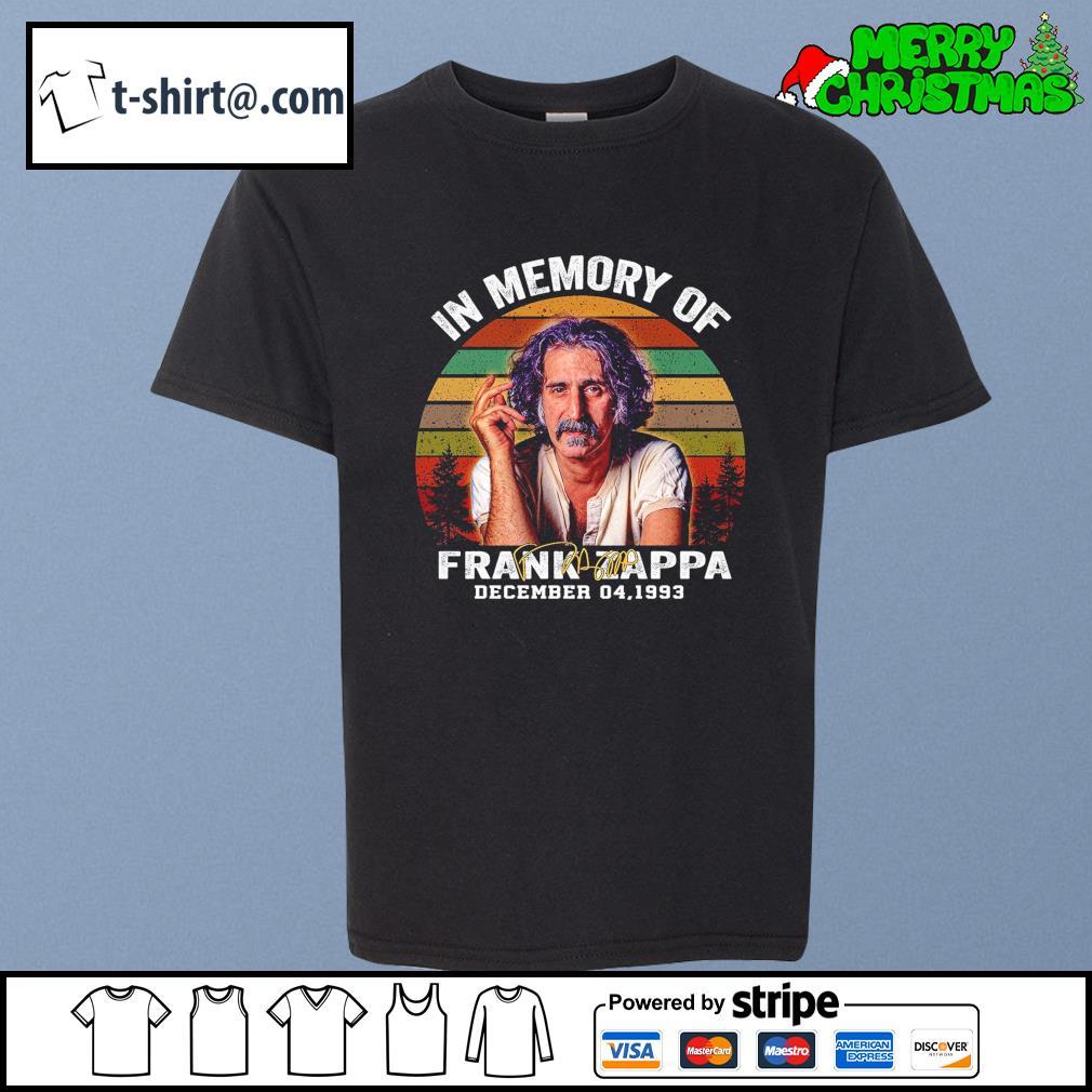 Vintage 90\u2019s Frank Zappa T-shirt