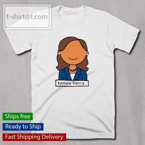 Kamala Harris 46th Vice President America shirt