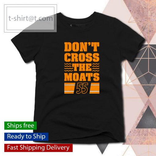 Pittsburgh Penguins don't cross the moats s ladies-tee