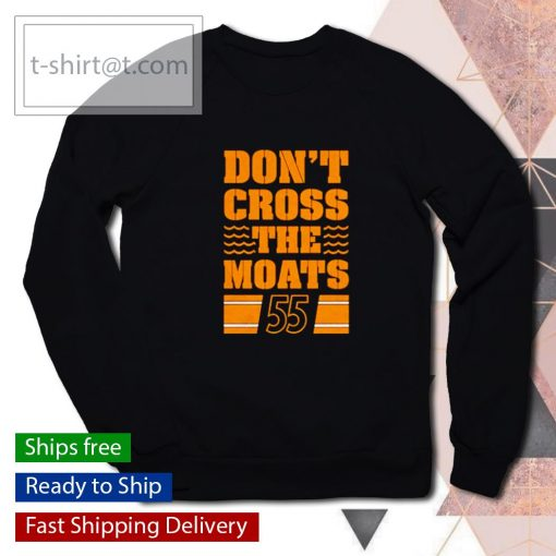 Pittsburgh Penguins don't cross the moats s sweater