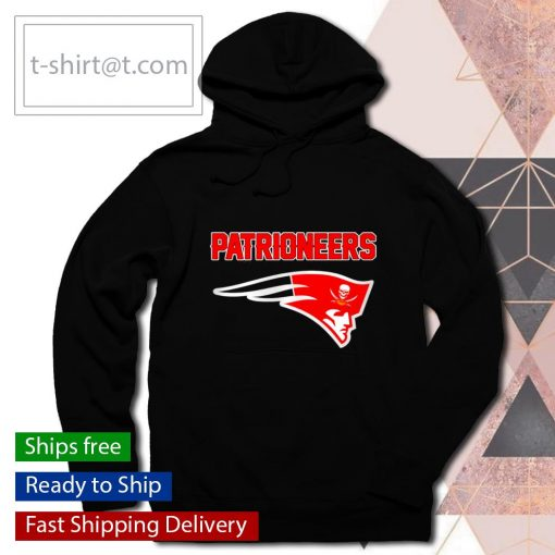 Tampa Bay Buccaneers Patrioneers s hoodie