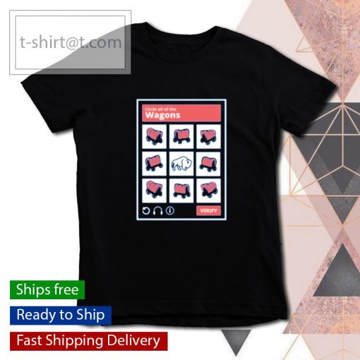 The Mafia Test Circle all of the Wagons s youth-tee
