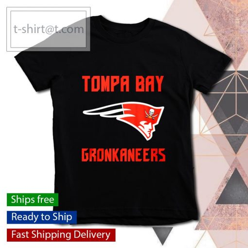 Tompa Bay Gronkaneers s youth-tee