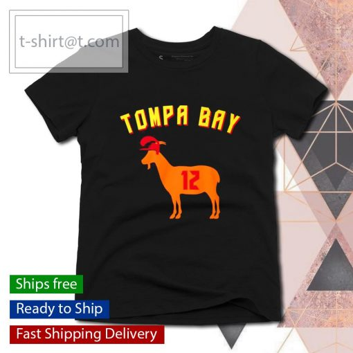 Tompa Bay The Goat 12 s ladies-tee