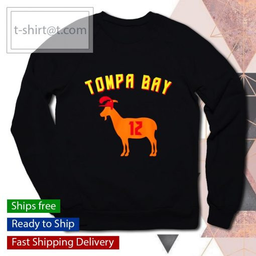 Tompa Bay The Goat 12 s sweater