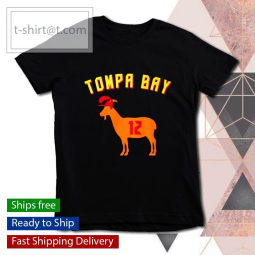 Tompa Bay The Goat 12 s youth-tee