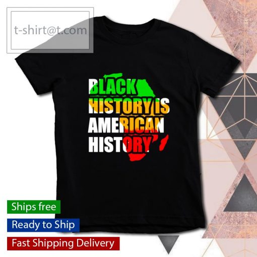 Black history is American history s youth-tee