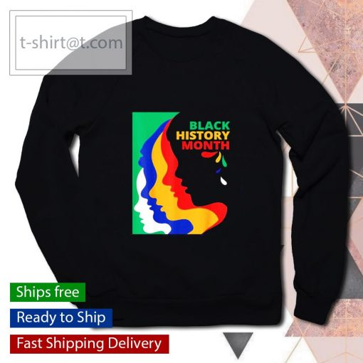 Black History Month Black Lives Matter s sweater