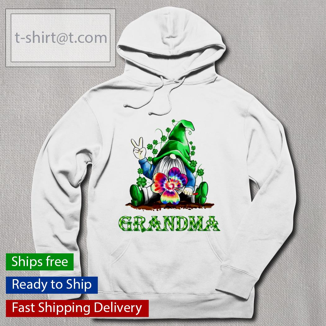 Customize Gnome St.Patrick's Day s hoodie