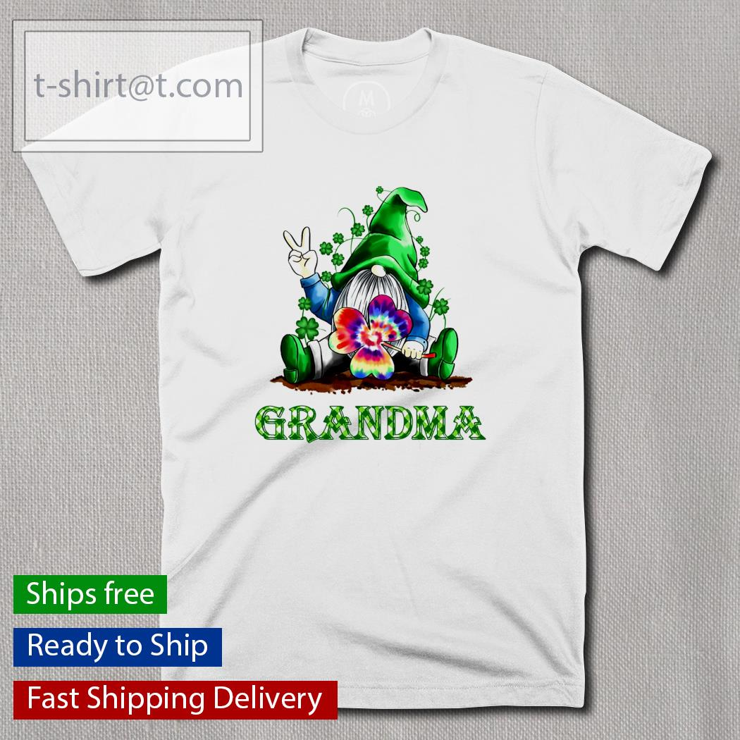 Customize Gnome St.Patrick's Day shirt