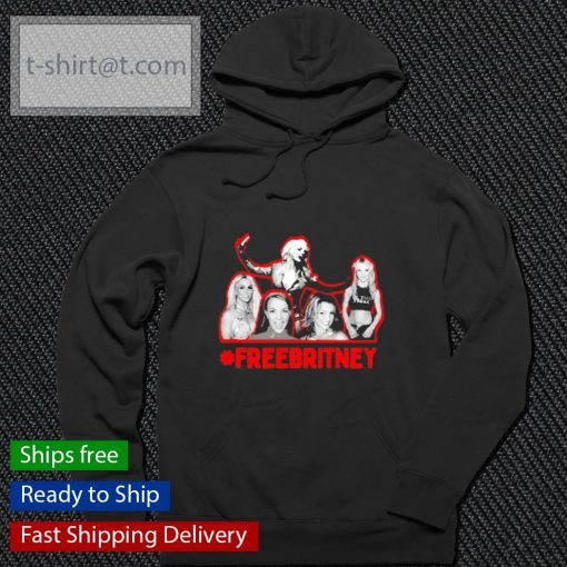 #Freebritney hashtag s hoodie