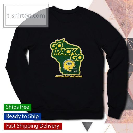 Green Bay Packers Regional Club Go Pack Go s sweater