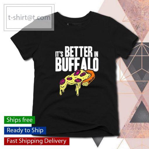 It's better in Buffalo s ladies-tee