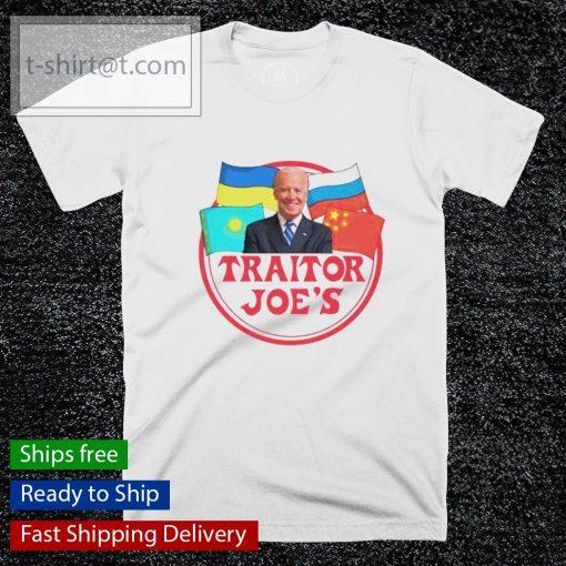 Joe Biden traitor Joe's shirt