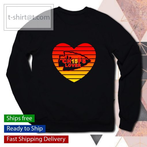Kansas City Chiefs Lover Valentine Day s sweater