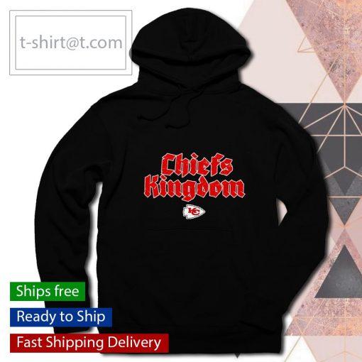 Kansas City Chiefs Regional Club Kingdom s hoodie