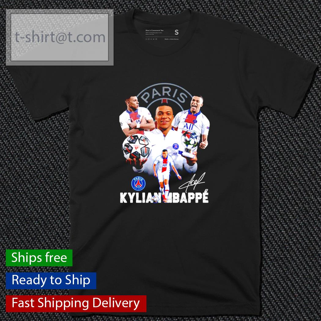 Paris Kylian Mbappe shirt