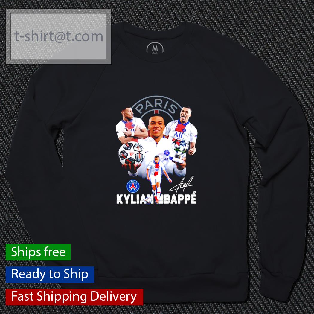 Paris Kylian Mbappe s sweater