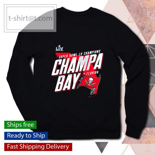 Tampa Bay Buccaneers Super Bowl LV Champions Champa Bay s sweater