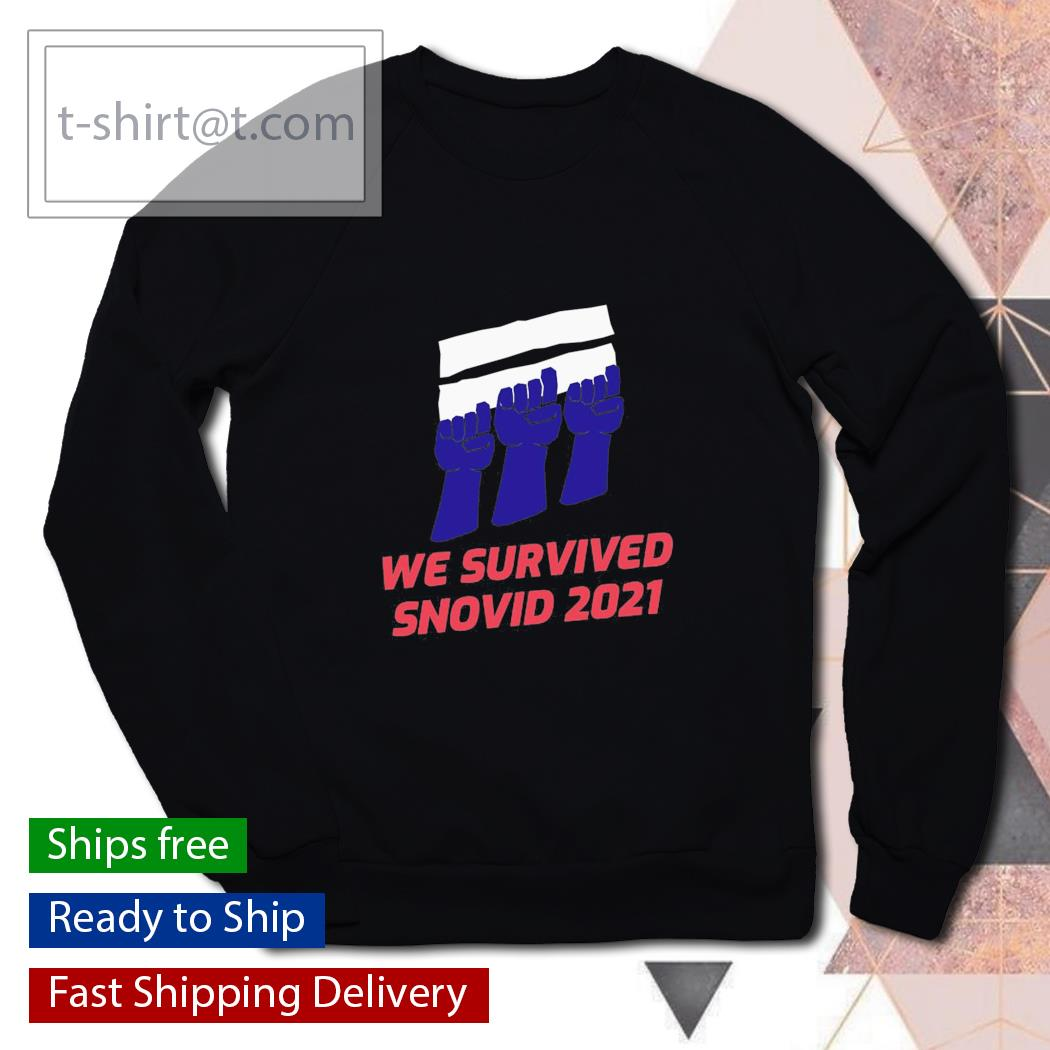 We survivded snovid-21 Texas Texas Strong s sweater